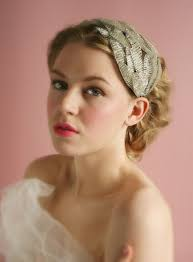 wedding hair with headband 35 lovely wedding hairstyles for hair slodive