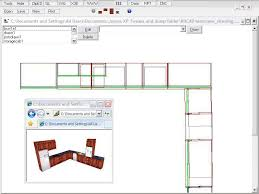 Autocad Kitchen Design Software Cabinet Design Software Kitchen Cabinet Design App Kitchen
