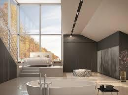 baignoire dans chambre baignoire dans la chambre hulsta suites parentales master