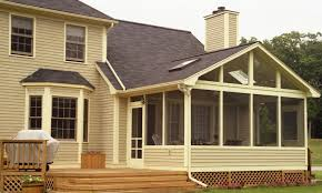 st louis mo screen porch roofing options by archadeck st