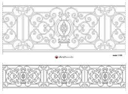 archweb porte disegni in ferro id礬es de design d int礬rieur