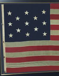Star Flags Authentic Antique 13 Star Flag