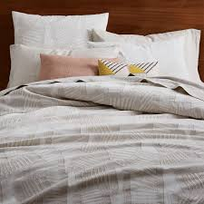 Geometric Duvet Cover Geometric Duvet Cover West Elm