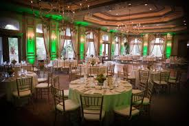 uplighting wedding wedding green uplighting wedding decor uplighting