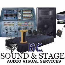 audio visual equipment u0026 services bc sound u0026 stage audio visual services home facebook