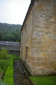Recon Walls by Mount Grace Priory Yorkshire