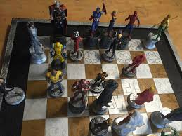 the game of chess of champions marvel vs dc u2013 this slice of heaven u2026