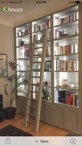 Billy Bookcase Hack Built In 30 Genius Ikea Billy Hacks For Your Inspiration Library Wall