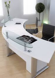 Simple Reception Desk Modern Reception Desks The Modern Office