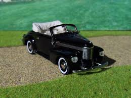opel kapitan interior opel kapitän 1939 cabriolet hebmüller model cars hobbydb