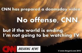 How To Make A Meme Video - gard meme cnn doomsday video