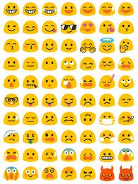 unicode 9 emoji updates a closer look at android n u0027s new emoji the verge