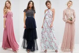 bridesmaid dresses asos asos bridesmaid dresses that will suit everyone bridesmagazine co uk
