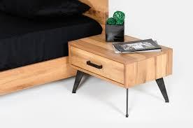 domus alan modern drift oak nightstand