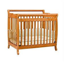 Mini Baby Crib Davinci Emily Mini Wood Baby Crib Set W Size Bed