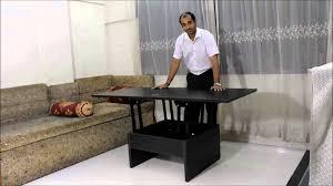 coffee table folding coffee table furniture space saving space