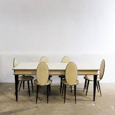 mid century dining set by umberto mascagni for harrods 1950s set