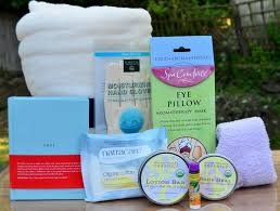 feel better care package pering get well gift basket women