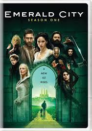 Emerald Amazon Com Emerald City Season One Adria Arjona Vincent D