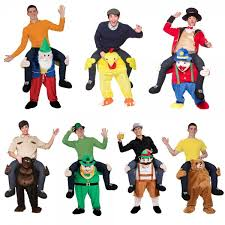 oktoberfest costumes carry me ride on oktoberfest costumes animal novelty