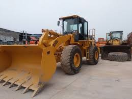 buy 950g used caterpillar wheel loader dubai damman front end