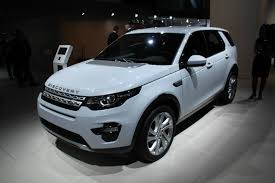 land rover discovery hse frankfurt 2015 land rover discovery sport hse dynamic lux gtspirit