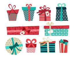 gift boxes christmas colorful gift boxes with bows and ribbons vector set gift boxes