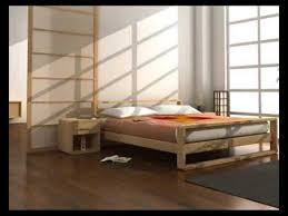 costruire letto giapponese letti giapponesi letti in legno