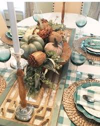 Thanksgiving Dinner Table Decorations Fascinating Thanksgiving Table Settings U Diy Ideas For Your Image