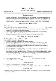 Resume Examples Summary by Attorney Resume Example