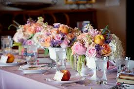 Milk Vases For Centerpieces by Cori Cook Floral Design Blog Home