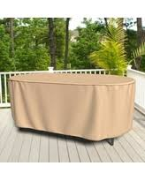 Patio Table Covers Oval by New Deals On Budge Industries Outdoor U0026 Patio Furniture Covers