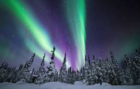 northern lights vacations in canada