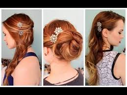 sparkly hair 3 hairstyles for sparkly hair accessories