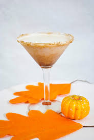 pumpkin pie martini a year of cocktails