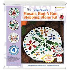 Stepping Stone Molds Uk by Diamond Tech Crafts Mosaic Stepping Stone Kit Bug A Boo Other