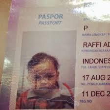 buat paspor online bayi cerita cha cara membuat paspor untuk bayi