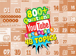 ks2 maths sats revision boosters x48 with youtube buttons 800