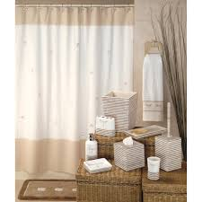 Peva Shower Curtain Liner Bathroom Hookless Shower Curtain With Snap Liner Fabric