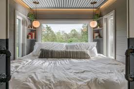 How To Decorate Your Bedroom With No Money 5 Impressive Tiny Houses You Can Order Right Now Curbed
