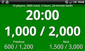 Blinds Timer Poker Blinds Timer App For Android U2022 Blinds Are Up