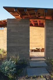 the ramirez house a concrete and core ten steel home recently