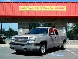 2004 chevrolet silverado 1500 lt city nc little rock auto sales inc