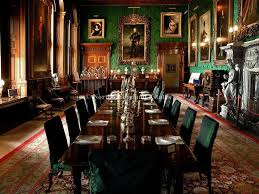 Best Alnwick Castle  Interior Images On Pinterest Alnwick - Castle dining room