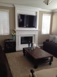 Tv Mount Over Fireplace by Tv Mount Above Fireplace Mantel Fireplace Pinterest Wall