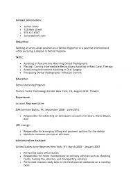 office manager resume examples general dentist template denta saneme