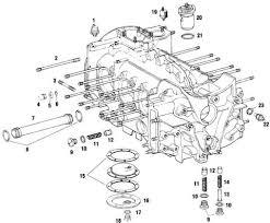 porsche 911 engine parts porsche 911 engine crankcase parts and component pieces