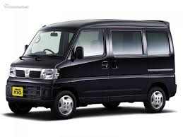 nissan cherry vanette nissan clipper 0 7 at specifications and technical data