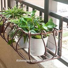 Decorate Flower Vase Outdoor Garden Metal Decorative Flower Pot Stand Metal Flower Vase