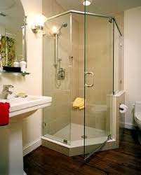 Corner Shower Stalls For Small Bathrooms by Spaces Corner Showers Design Pictures Remodel Decor And Ideas